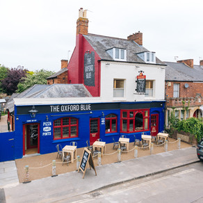 The Oxford Blue - Pizza, Pots & Pints