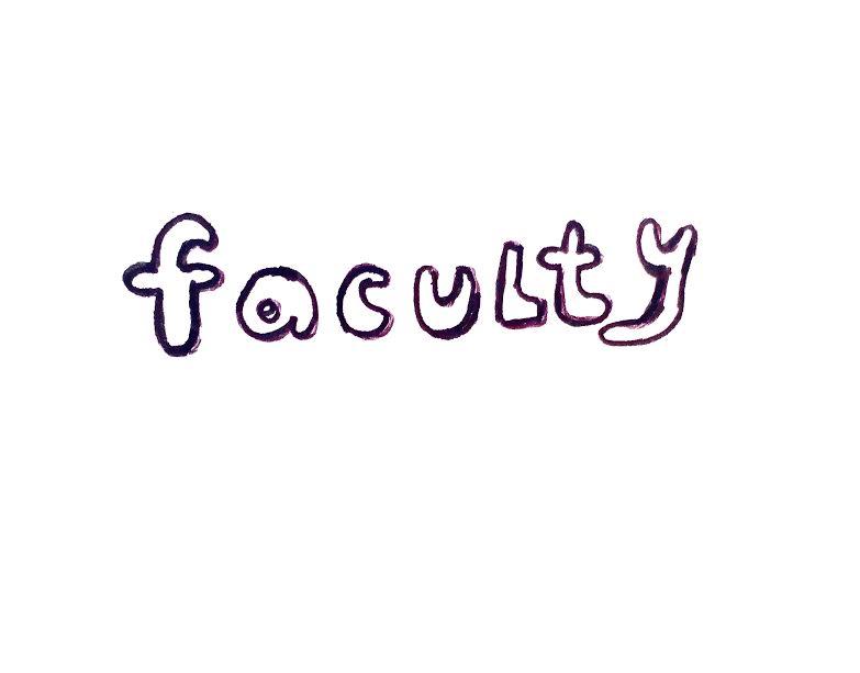 Faculty