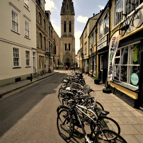 Oxford During the Easter Vacation