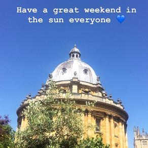 Sunny Oxford