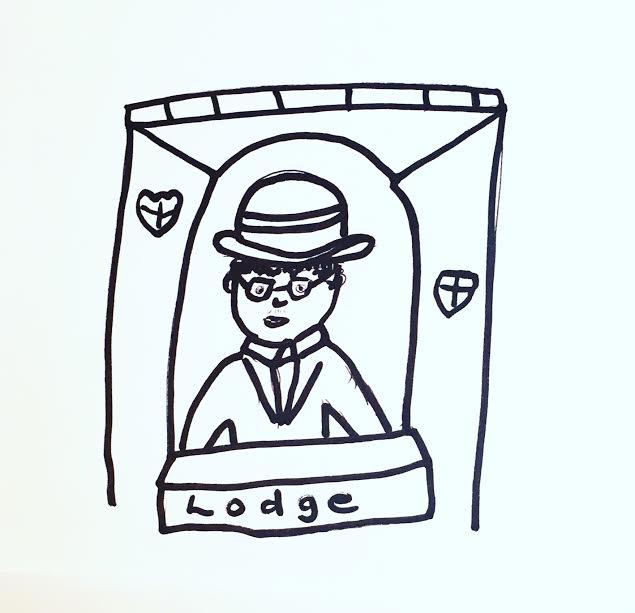 Porter Cartoon