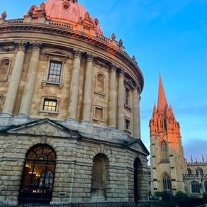 A Tour of Oxford
