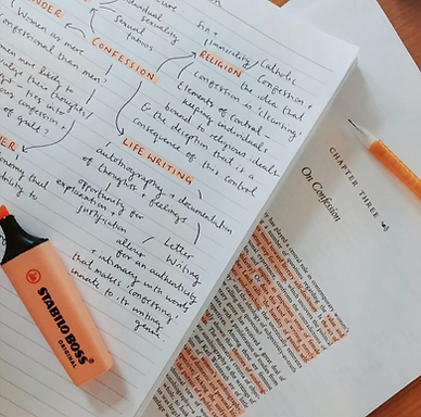 Essay planning for those times when you just don't have a clue