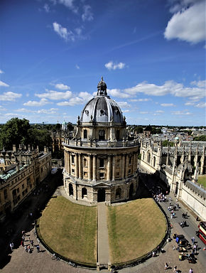 My First Visit to Oxford University