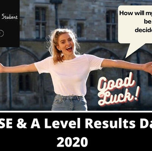 GCSE & A Level Results Day