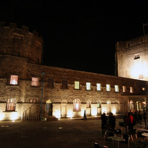 Oxford Castle Spooky Tour!