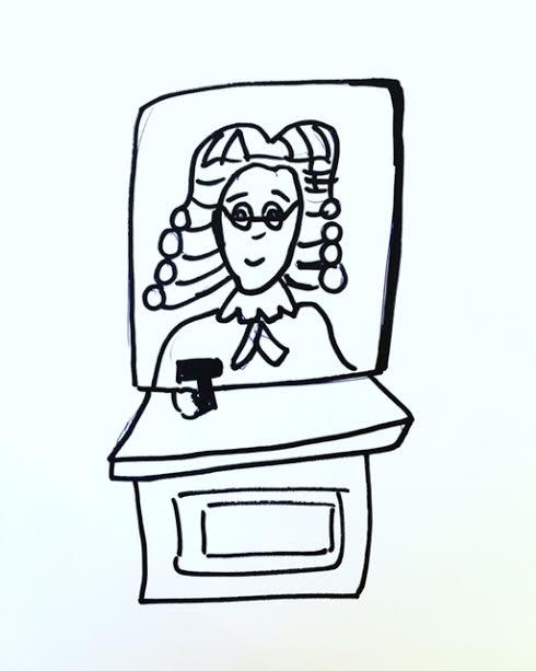 Law Cartoon