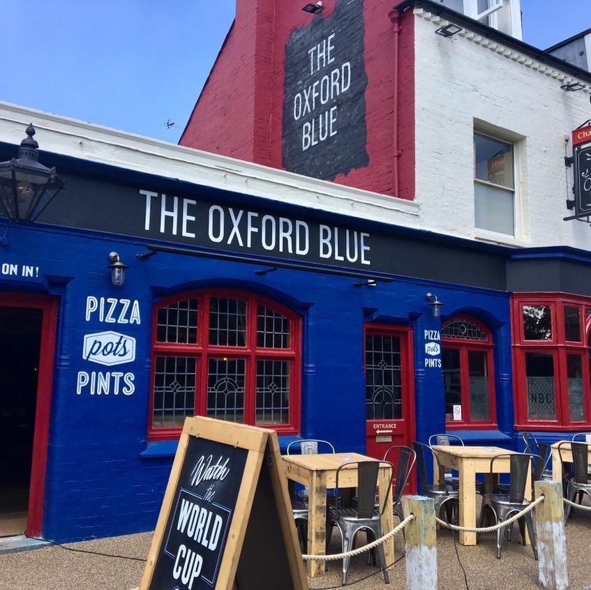 Oxford Blue 1
