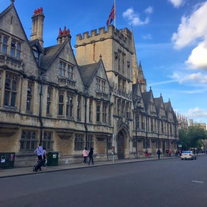 Oxford Open Days 2018