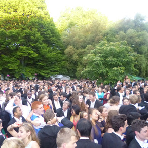 Oxford Balls and Garden Parties