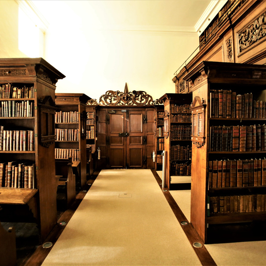 Jesus Fellows' Library 2