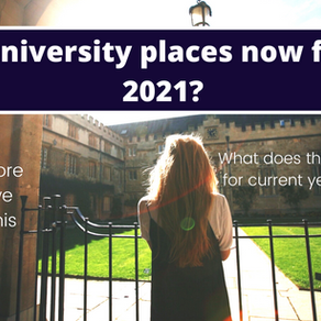 Are Oxford Colleges now full for next year?