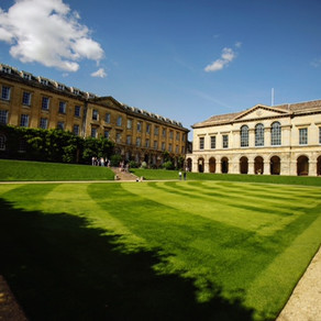 Reasons Why You Should Apply to Worcester College