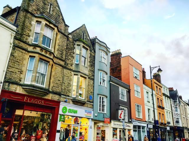 Broad Street shops