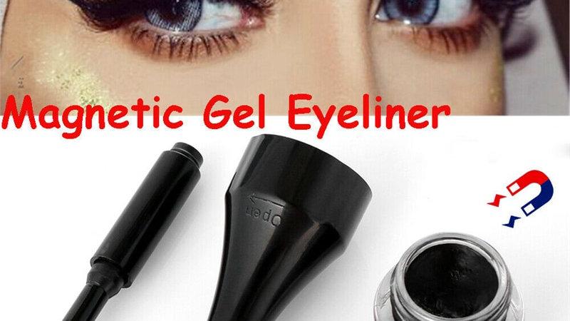 Magnetic Eyeliner Gel for  Magnetic False Eyelashes