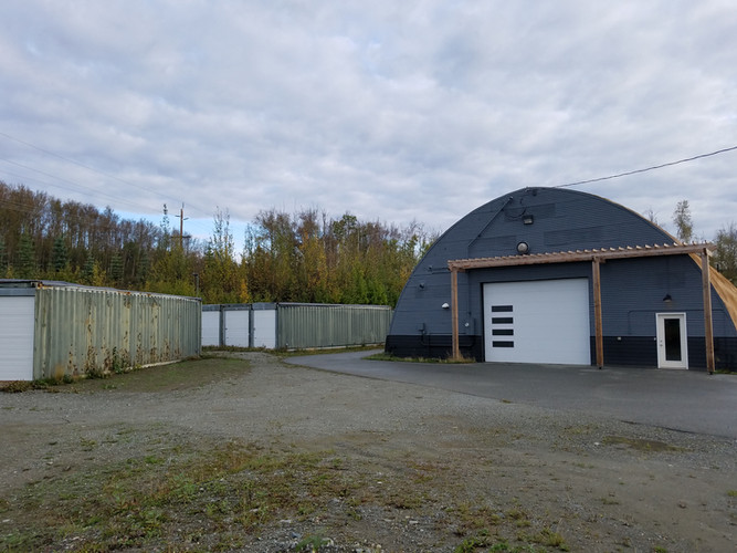 Settlers Bay Cold Storage & Yard Storage