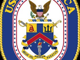 USS AMERICA(LHA-6) IN SASEBO, JAPAN