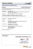 Ops Corporation _CGL_Certificate_Policy