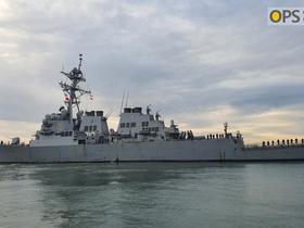 USS BARRY(DDG 52) VISIT IN PYEONGTAEK, KOREA