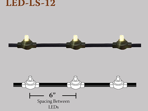 12V Linear String Lights