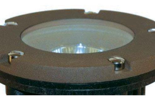 MR16 Clear Top Adjustable Mini Well