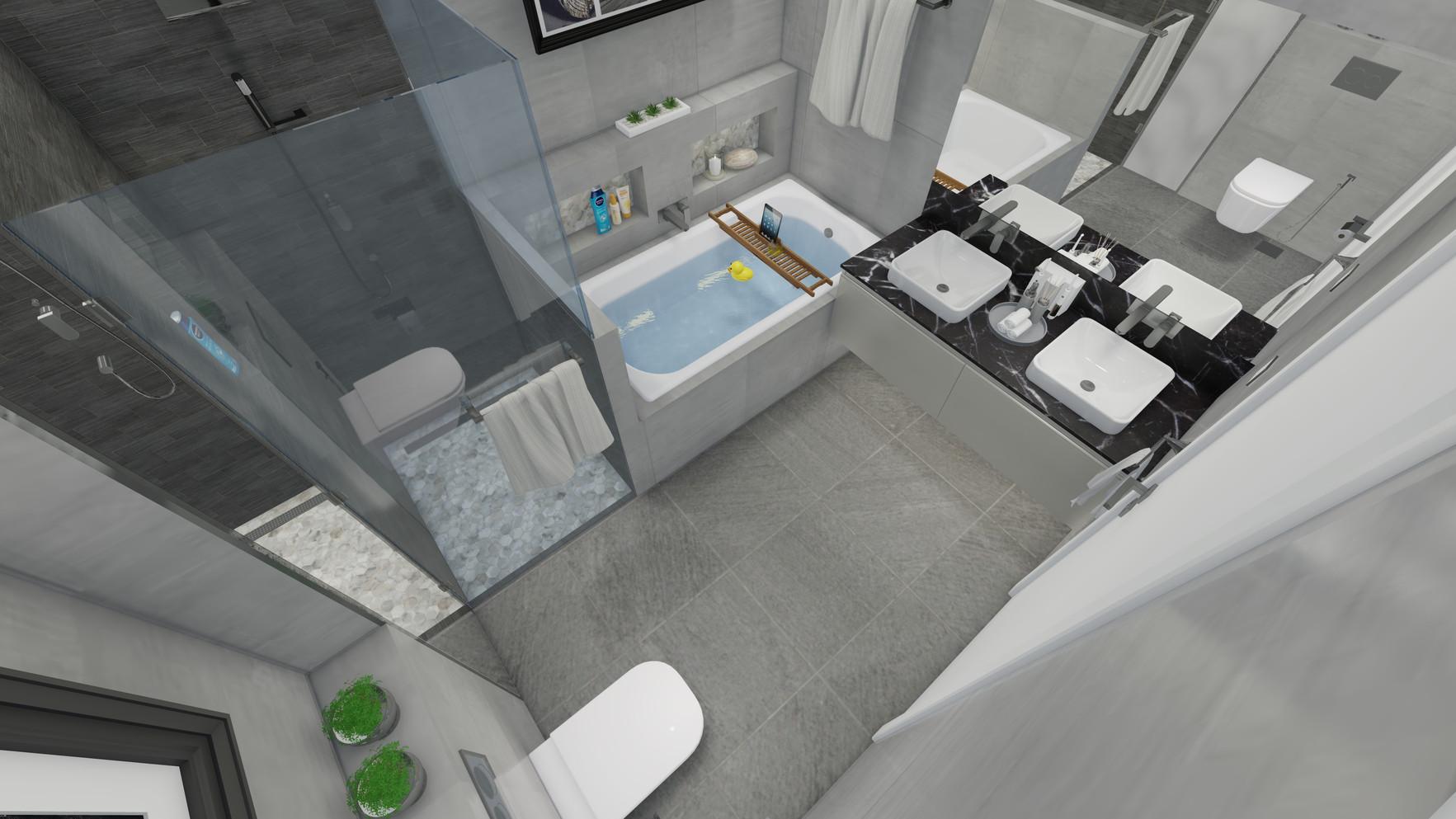 MEYDAN MASTER BATHROOM