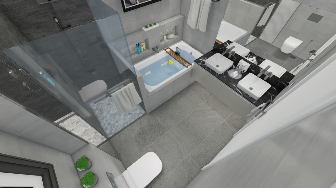 MEYDAN MASTER BATHROOM