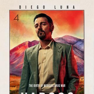 Narcos poster-Felix
