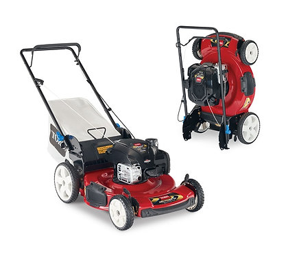 "22"" (56cm) SMARTSTOW® High Wheel Push Mower (21329)"