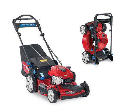 "22"" (56cm) PoweReverse™ Personal Pace® SMARTSTOW® High Wheel Mower (20355)"