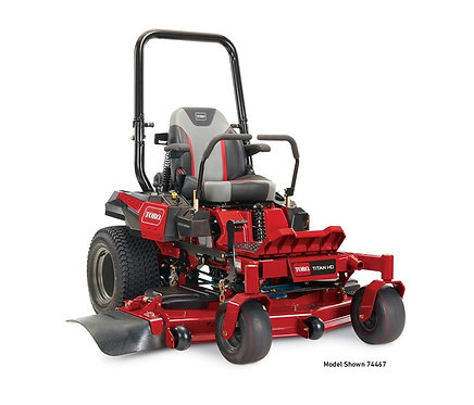 "60"" TITAN® HD 2000 Series MyRIDE® Zero Turn Mower (74467)"
