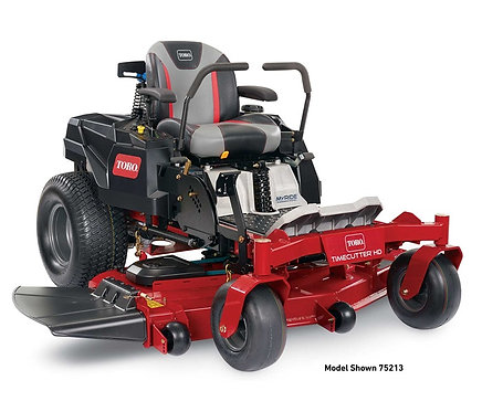 "60"" TimeCutter® HD Zero Turn Mower (75213)"