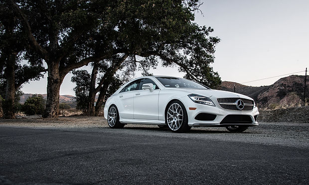 Mercedes-Benz-CLS-Forgestar-M7S-Wheels-I