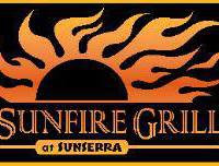 Sunfire Grill at Sunserra in Crescent Bar