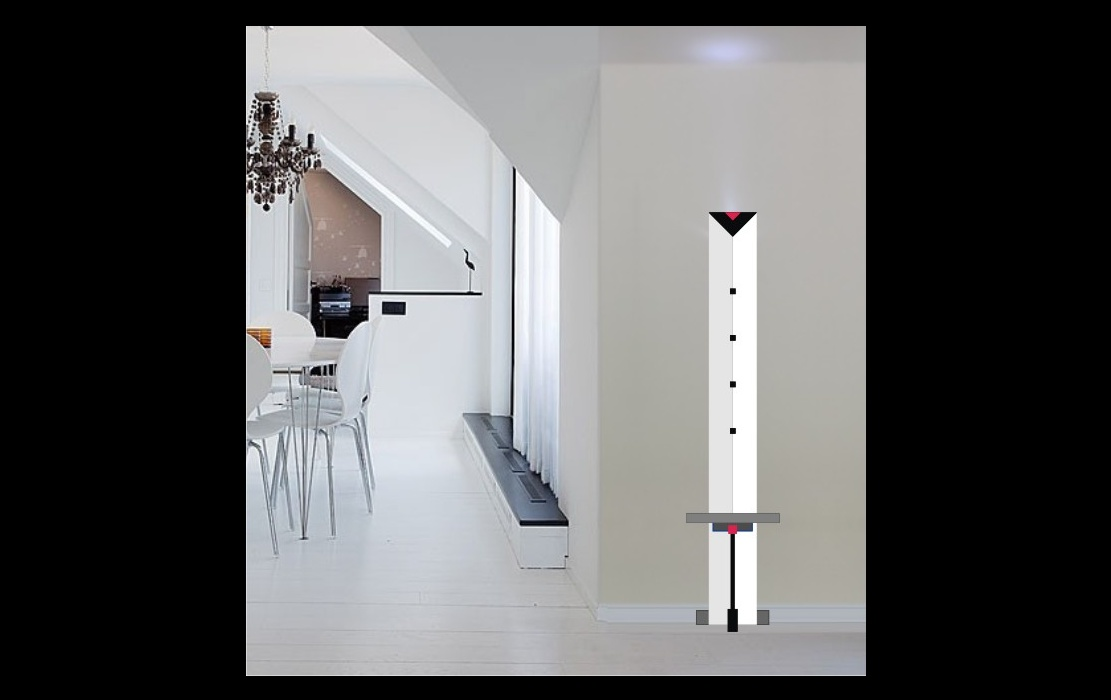 Tall Art Chair  C1006
