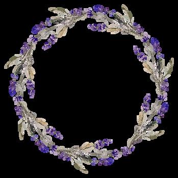 Couronne de fleurs 4