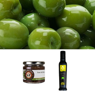 Olivenparadies des Mittelmeers