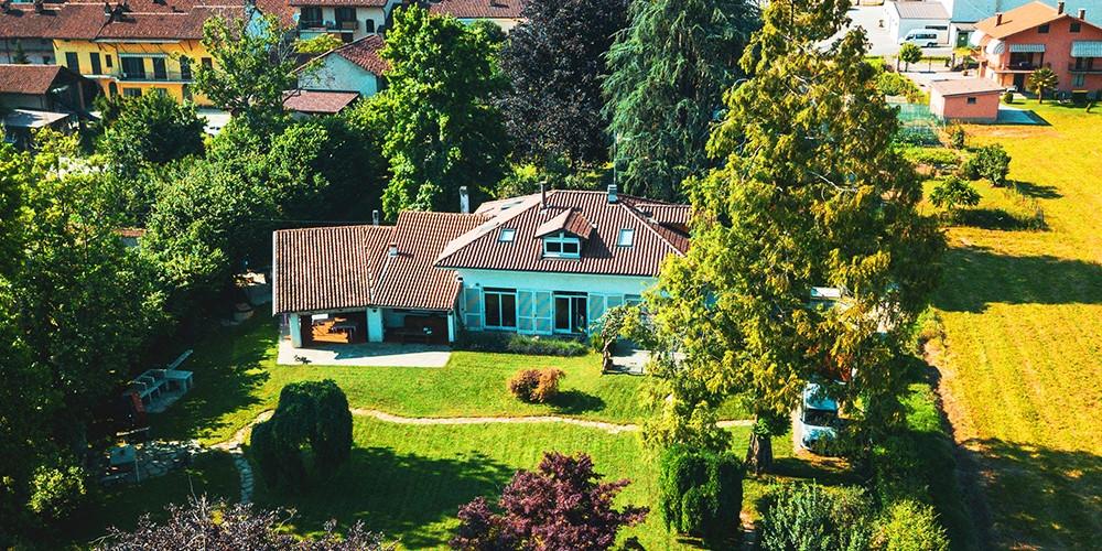 Casa Danoi: Förderung des Gebiets von Cuneo und der lokalen Erzeuger.
