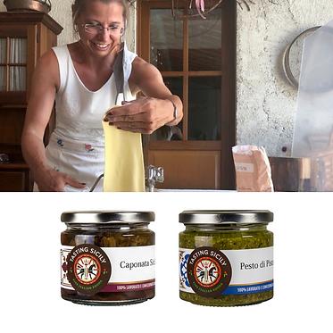 Genussbox mit Pasta-Kochkurs (Gruppe)