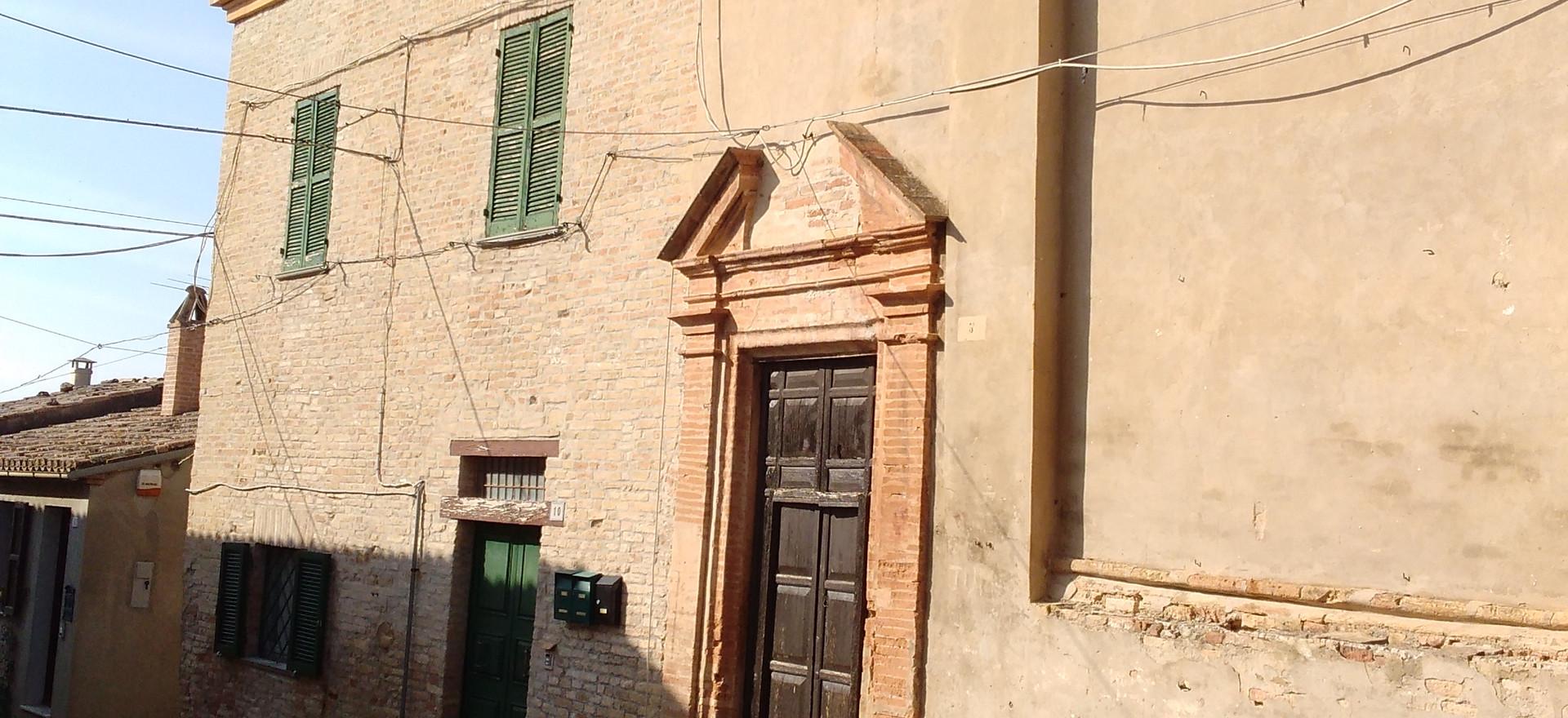 Restaurierung der Kirche San Francesco in Candelara