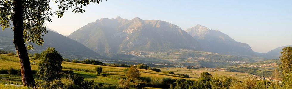 Das Tal des Comano