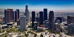 Los Angeles City Scape