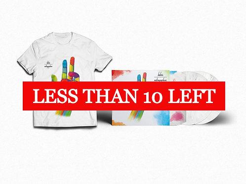 T-shirt & Vinyl Bundle