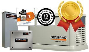 Generac Gold Package.jpg