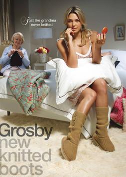 PacBrands Grosby Slipper Rebrand