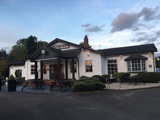The Covered Wagon Pub