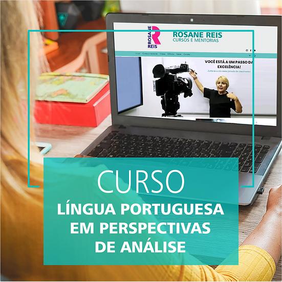 Língua Portuguesa em Perspectivas de Análise