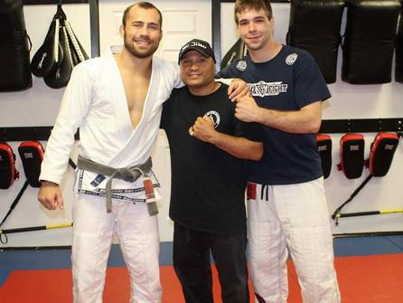 The 3 Keys of Jiu-Jitsu...
