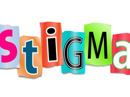 #WeGotThis - 16 - Stigma