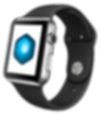 Magicho app on apple watch